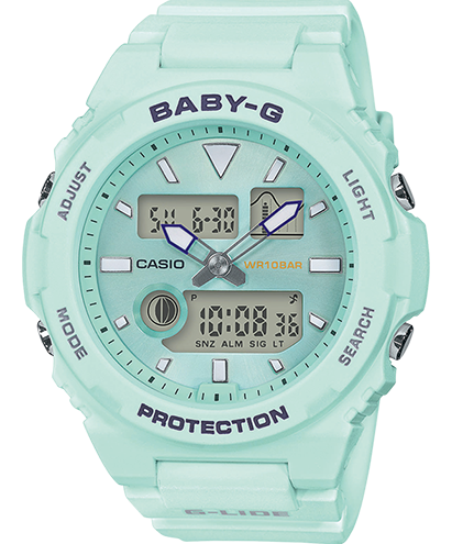 Efficient Casio Uhren Baby-g Bax-100-3aer