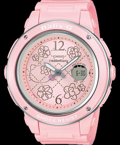 Baby-g Bax-100-3aer Efficient Casio Uhren